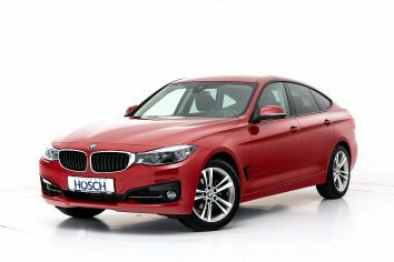 BMW 318d Gran Turismo Sport Line Aut. LP: 59.930.-€ bei Autohaus Hösch GmbH in