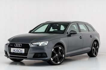Audi A4 Avant TDI quattro Aut. LP: 68.674.-€ bei Autohaus Hösch GmbH in
