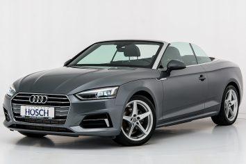 Audi A5 Cabriolet 40 TFSI Sport Aut. LP:63.452,- € bei Autohaus Hösch GmbH in
