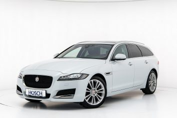 Jaguar XF Sportbrake 30d Portfolio Aut. LP: 98.327.-€ bei Autohaus Hösch GmbH in