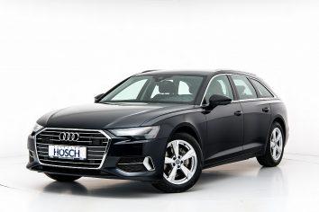 Audi A6 Avant 40 TDI Sport Aut. LP:67.053,-€ bei Autohaus Hösch GmbH in