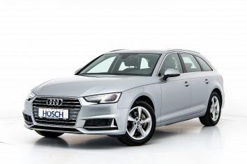 Audi A4 Avant 40 TDI Sport Aut. LP: 55.655,-€ bei Autohaus Hösch GmbH in
