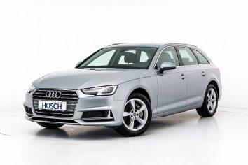 Audi A4 Avant TDI Sport Aut. LP: 55.655.-€ bei Autohaus Hösch GmbH in