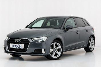 Audi A3 Sportback 1.6 TDI Sport LP:39.591.-€ bei Autohaus Hösch GmbH in