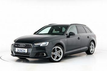 Audi A4 Avant TDI quattro Sport S-Line Aut. LP: 70.461,-€ bei Autohaus Hösch GmbH in