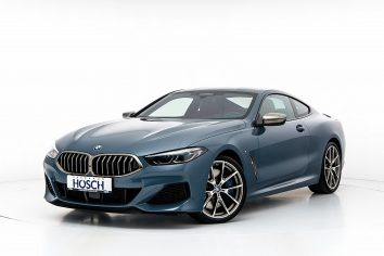 BMW M850i xDrive Coupe Aut LP: 165.222.-€ bei Autohaus Hösch GmbH in