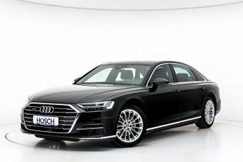 Audi A8 Lang 50 TDI quattro Aut. LP: 148.568,-€ bei Autohaus Hösch GmbH in