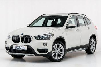 BMW X1 sDrive 18d X Line Aut. LP:54.796.-€ bei Autohaus Hösch GmbH in