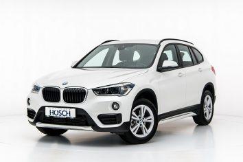 BMW X1 sDrive 18d Sport Line  LP: 46.616,-€ bei Autohaus Hösch GmbH in