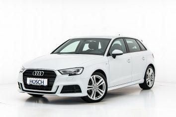 Audi A3 Sportback 30 TDI Sport S-Line Aut. LP:41.296,-€ bei Autohaus Hösch GmbH in