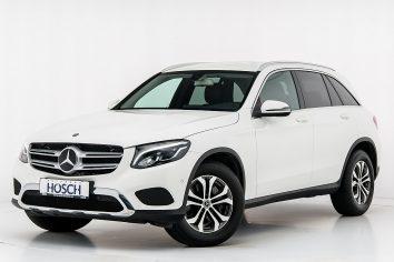 Mercedes-Benz GLC 220d 4Matic Exclusive Aut. LP:61.484.-€ bei Autohaus Hösch GmbH in