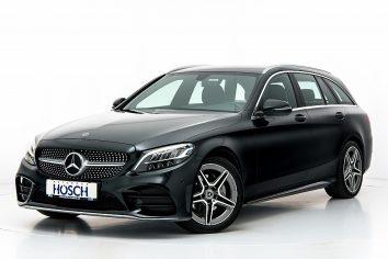 Mercedes-Benz C 220d Kombi AMG Line Aut. LP:58.107.-€ bei Autohaus Hösch GmbH in