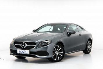 Mercedes-Benz E 300d Coupe Avantgarde Aut. LP: 76.887.-€ bei Autohaus Hösch GmbH in