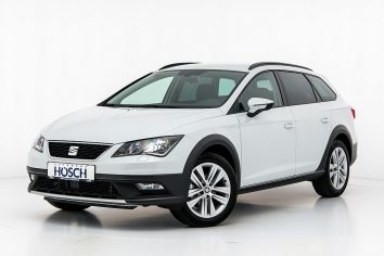 Seat Leon ST X-Perience 1.6 TDI 4Drive LP:34.757,-€ bei Autohaus Hösch GmbH in