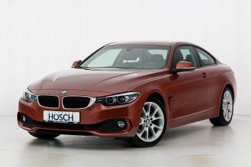 BMW 420i Coupe Advantage Aut. LP:52.784.-€ bei Autohaus Hösch GmbH in