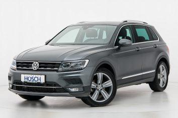 VW Tiguan TDI Highline Aut LP: 47.562,-€ bei Autohaus Hösch GmbH in