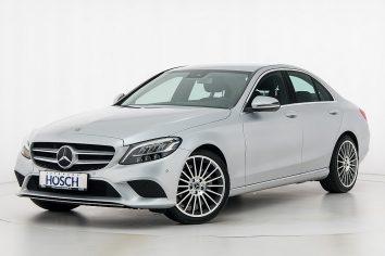 Mercedes-Benz C 220d Avantgarde Aut. LP:54.278.-€ bei Autohaus Hösch GmbH in