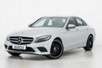 Mercedes-Benz C 220d Avantgarde Aut. LP:56.168.-€ bei Autohaus Hösch GmbH in