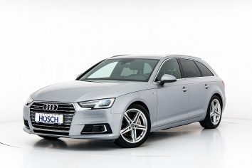 Audi A4 Avant TDI quattro Sport S-Line Aut. LP:69.346,-€ bei Autohaus Hösch GmbH in