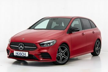 Mercedes-Benz B 200d AMG-Line Aut. LP: 47.403.-€ bei Autohaus Hösch GmbH in