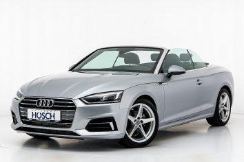 Audi A5 Cabriolet 40 TFSI Sport Aut. LP: 64.401,- € bei Autohaus Hösch GmbH in