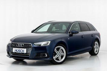 Audi A4 Avant TDI 4WD Sport S-Line Aut. LP: 69.661,-€ bei Autohaus Hösch GmbH in
