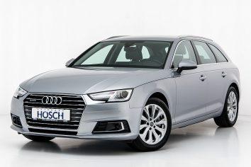 Audi A4 Avant 2.0 TDI Design quattro Aut. LP: 64.410.-€ bei Autohaus Hösch GmbH in