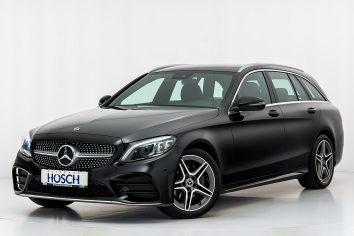 Mercedes-Benz C 180 Kombi AMG Line Aut. LP:56.719.-€ bei Autohaus Hösch GmbH in