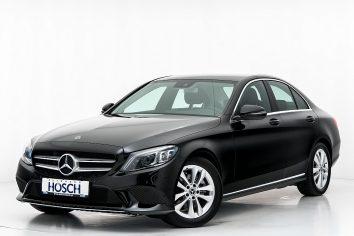 Mercedes-Benz C 220d Avantgarde Aut. LP:57.127.-€ bei Autohaus Hösch GmbH in