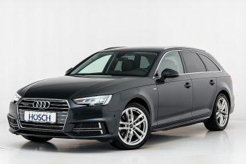 Audi A4 Avant 3,0TDI quattro Sport S-Line Aut. LP: 82.761.-€ bei Autohaus Hösch GmbH in