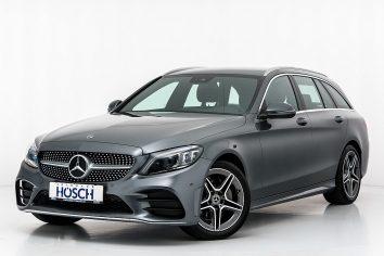 Mercedes-Benz C 180 Kombi AMG Line Aut. LP: 56.719.-€ bei Autohaus Hösch GmbH in