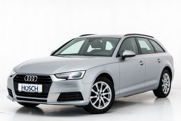 Audi A4 Avant TDI Aut. LP: 46.582,-€ bei Autohaus Hösch GmbH in