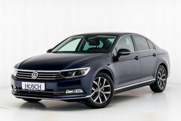 VW Passat 2.0 TDI Highline Aut. LP: 48.451,- € bei Autohaus Hösch GmbH in