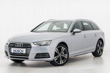Audi A4 Avant TDI quattro Sport Aut. LP:60.314.-€ bei Autohaus Hösch GmbH in