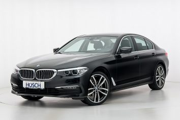 BMW 520d Aut.  LP: 60.188.-€ bei Autohaus Hösch GmbH in