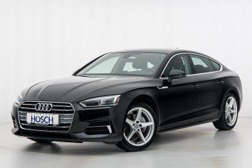 Audi A5 Sportback 2.0 TDI Sport Aut LP: 59.295,- € bei Autohaus Hösch GmbH in