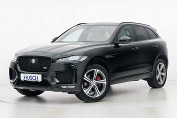 Jaguar F-Pace S AWD Aut. LP: 116.325.-€ bei Autohaus Hösch GmbH in