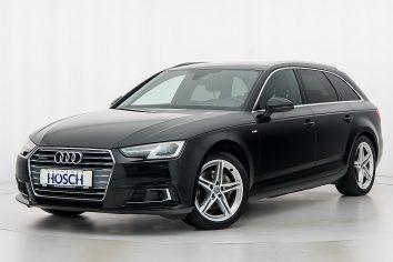Audi A4 Avant TDI 4WD Sport S-Line Aut. LP:69.661,-€ bei Autohaus Hösch GmbH in