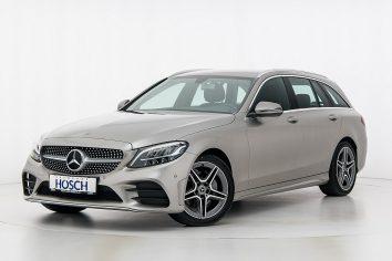Mercedes-Benz C 220d Kombi AMG-Line Aut. LP:58.522.-€ bei Autohaus Hösch GmbH in