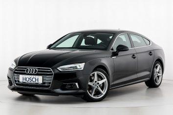 Audi A5 Sportback 40 TDI Sport Aut. LP:57.008,-€ bei Autohaus Hösch GmbH in