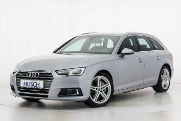 Audi A4 Avant TDI quattro Sport S-Line Aut. LP:67.017,-€ bei Autohaus Hösch GmbH in