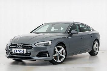 Audi A5 Sportback 40 TDI Sport Aut.LP:57.261,- € bei Autohaus Hösch GmbH in