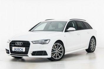 Audi A6 Avant 3.0 TDI quattro 2xS-Line Aut. LP:91.144.-€ bei Autohaus Hösch GmbH in