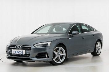 Audi A5 Sportback 40 TDI Sport Aut.LP:57.261,-/mtl.219.-* bei Autohaus Hösch GmbH in