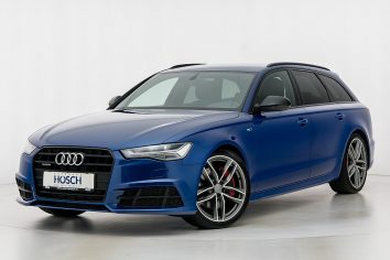 Audi A6 Avant 3.0 TDI quattro Competition Aut LP:101.164.-€ bei Autohaus Hösch GmbH in