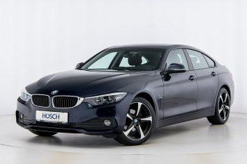 BMW 418d Gran Coupe Advantage Aut LP:58.423.-€ bei Autohaus Hösch GmbH in