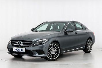 Mercedes-Benz C 220d Avantgarde Aut. LP: 54.735.-€ bei Autohaus Hösch GmbH in