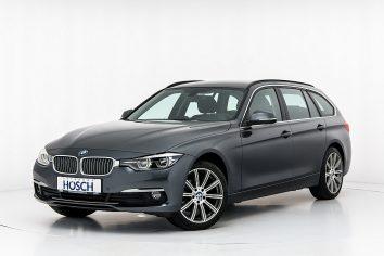BMW 318d Touring Luxury Line LP: 50.916.-/mtl. 119.-* bei Autohaus Hösch GmbH in