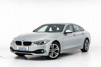 BMW 420d Gran Coupe Aut. LP: 49.283.-€ bei Autohaus Hösch GmbH in