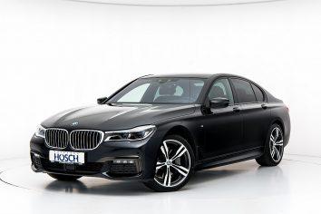 BMW 740d xDrive M-Sport Aut. LP: 142.425,-€ bei Autohaus Hösch GmbH in